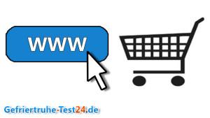 Gefriertruhe – Online vs. Einzelhandel