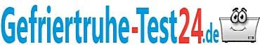 Gefriertruhe Test Logo