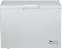 Gefriertruhe Test - Bauknecht GT 219 A3+ Gefriertruhe / A+++ / Gefrieren: 215 L / Energieverbrauch: 120 kWh/Jahr / Innenbeleuchtung / ECO Energiesparen / Kindersicherung - 1