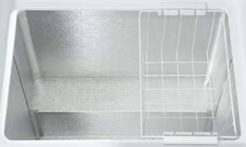 Bauknecht GTE 190 A++ Gefriertruhe / A++ / Gefrieren: 167 L / weiß / Energiesparfunktion / Turbo-Freeze - 5