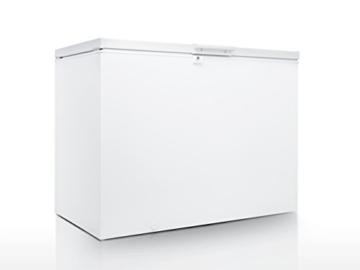 Gefriertruhe Test - Bauknecht GTE 220 A3+ Gefriertruhe / A+++ / Gefrieren: 215 L / weiß / Digitale Temperaturanzeige / ECO Energiesparen / Kindersicherung - 12