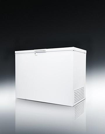 Gefriertruhe Test - Bauknecht GTE 220 A3+ Gefriertruhe / A+++ / Gefrieren: 215 L / weiß / Digitale Temperaturanzeige / ECO Energiesparen / Kindersicherung - 15