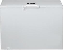 Gefriertruhe Test - Bauknecht GTE 220 A3+ Gefriertruhe / A+++ / Gefrieren: 215 L / weiß / Digitale Temperaturanzeige / ECO Energiesparen / Kindersicherung - 1