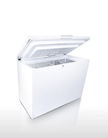 Gefriertruhe Test - Bauknecht GTE 220 A3+ Gefriertruhe / A+++ / Gefrieren: 215 L / weiß / Digitale Temperaturanzeige / ECO Energiesparen / Kindersicherung - 6