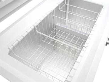 Gefriertruhe Test - Bauknecht GTE 220 A3+ Gefriertruhe / A+++ / Gefrieren: 215 L / weiß / Digitale Temperaturanzeige / ECO Energiesparen / Kindersicherung - 7
