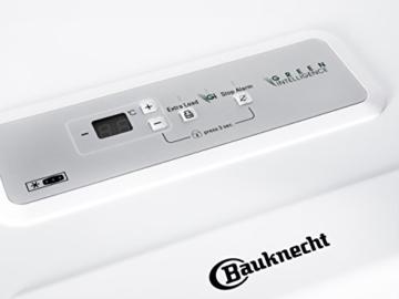 Gefriertruhe Test - Bauknecht GTE 220 A3+ Gefriertruhe / A+++ / Gefrieren: 215 L / weiß / Digitale Temperaturanzeige / ECO Energiesparen / Kindersicherung - 8