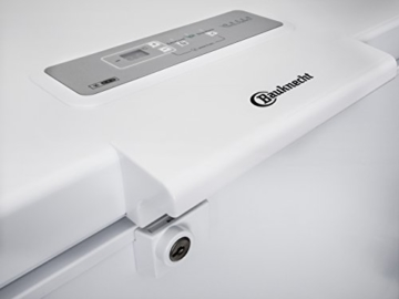 Gefriertruhe Test - Bauknecht GTE 220 A3+ Gefriertruhe / A+++ / Gefrieren: 215 L / weiß / Digitale Temperaturanzeige / ECO Energiesparen / Kindersicherung - 9