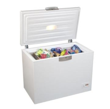 Gefriertruhe Test - Beko HSA 24530 Gefriertruhe / A++ / 186 kWh/Jahr / Gefrieren: 230 L / Weiß / Türschloss - 1